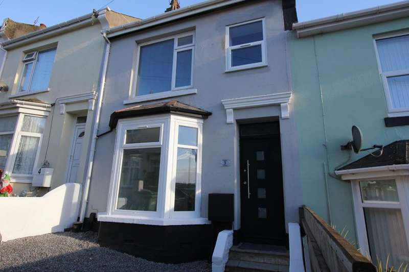 3 Bedrooms Terraced House for sale in Manor Terrace, Paignton