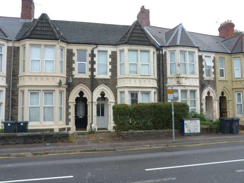 6 Bedrooms House for rent in Colum Road, Cathays, ( 6 Beds )