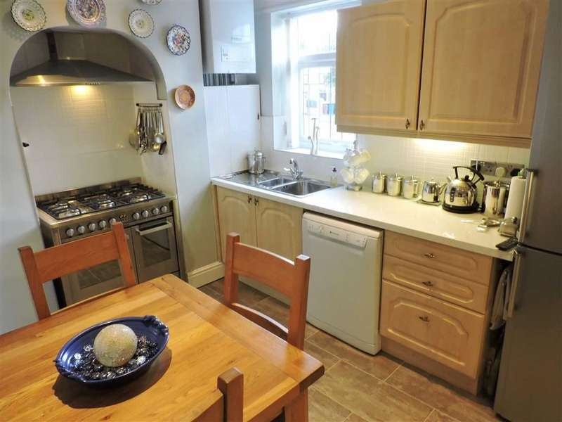 2 Bedrooms Bungalow for sale in Offerton Lane, Offerton, Stockport
