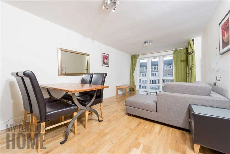 2 Bedrooms Property for sale in Dominion House, Canary Wharf, London, E14