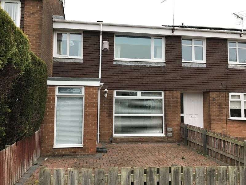 3 Bedrooms Terraced House for sale in St. Davids Way, Jarrow