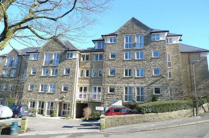 1 Bedroom Flat for sale in Haddon Court, Hardwick Mount, BUXTON : One bed second floor retirement apartment