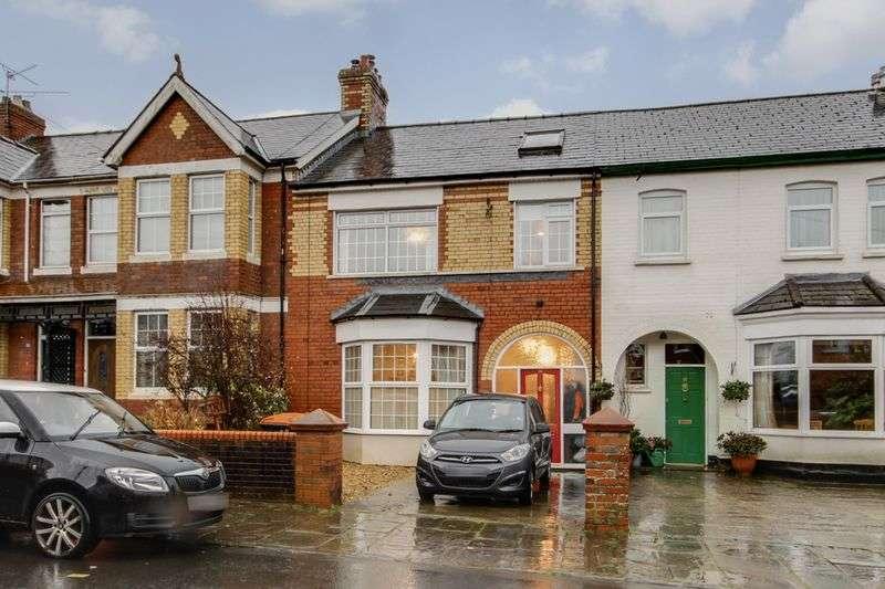 4 Bedrooms Terraced House for sale in Preston Avenue, Newport