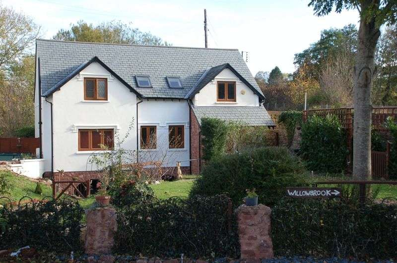 4 Bedrooms Detached House for sale in Willow Grove, Watchet