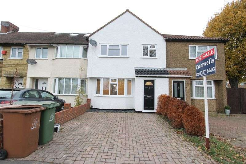 4 Bedrooms Terraced House for sale in Dorchester Road, Worcester Park