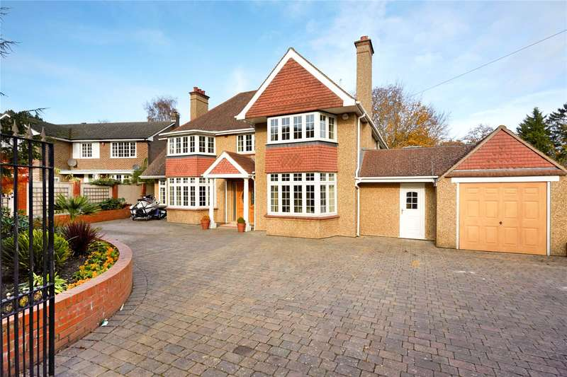 7 Bedrooms Detached House for sale in Christ Church Road, Epsom, Surrey, KT19