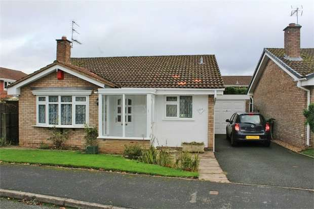3 Bedrooms Detached Bungalow for sale in Repton Avenue, Wolverhampton, Staffordshire