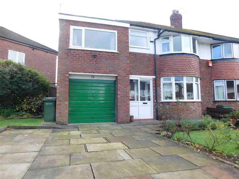 4 Bedrooms Property for sale in Alan Drive, Marple, Stockport