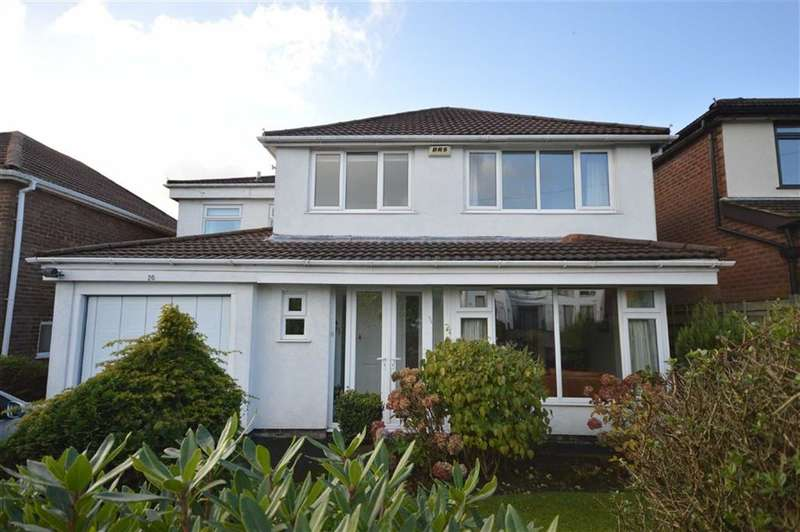 4 Bedrooms Property for sale in Ferndale Avenue, Whitefield, Manchester