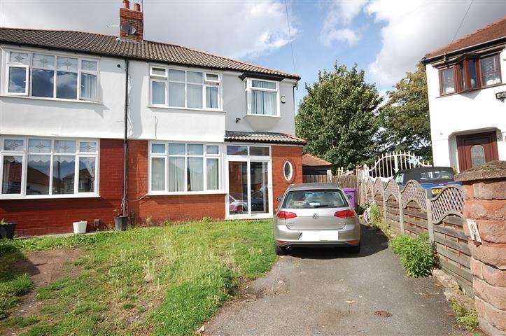 4 Bedrooms Semi Detached House for sale in Chequers Gardens, Aigburth, Liverpool, L19