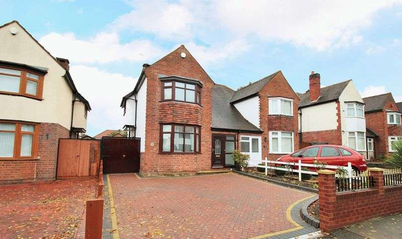 3 Bedrooms Semi Detached House for sale in Pinfold Lane, Wolverhampton