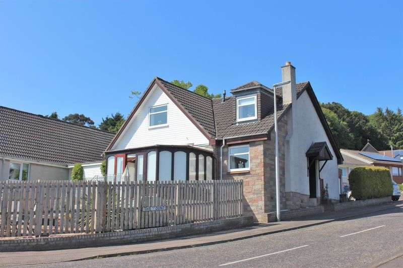 4 Bedrooms Detached House for sale in The Mount, Balmullo KY16 0DA