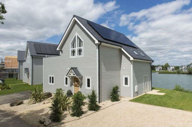 3 Bedrooms Detached House for sale in Watermark, Cotswolds