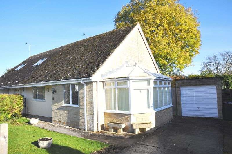 2 Bedrooms Semi Detached Bungalow for sale in