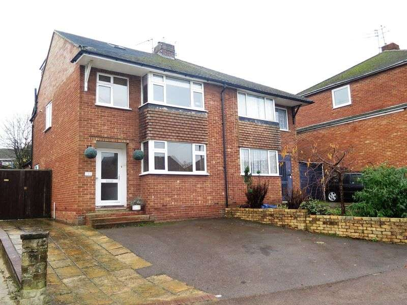 4 Bedrooms Semi Detached House for sale in Sinclair Avenue, Banbury