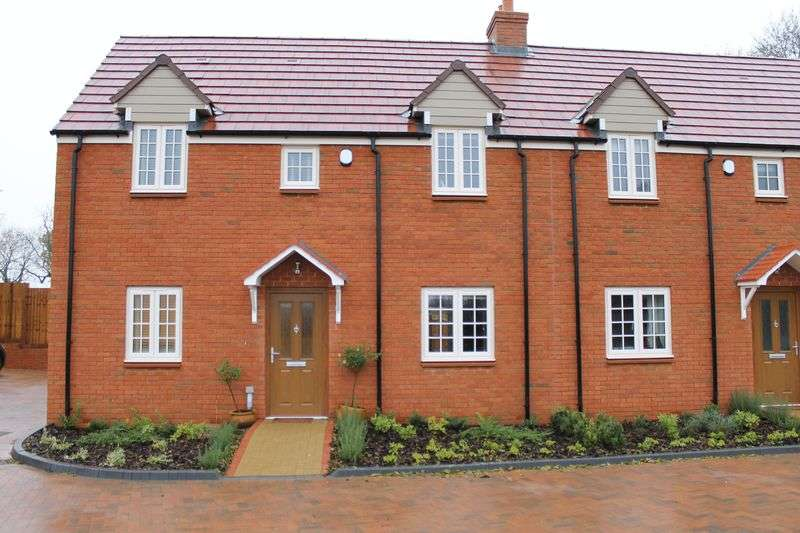 2 Bedrooms Semi Detached House for sale in The Salt Box, Lavendon