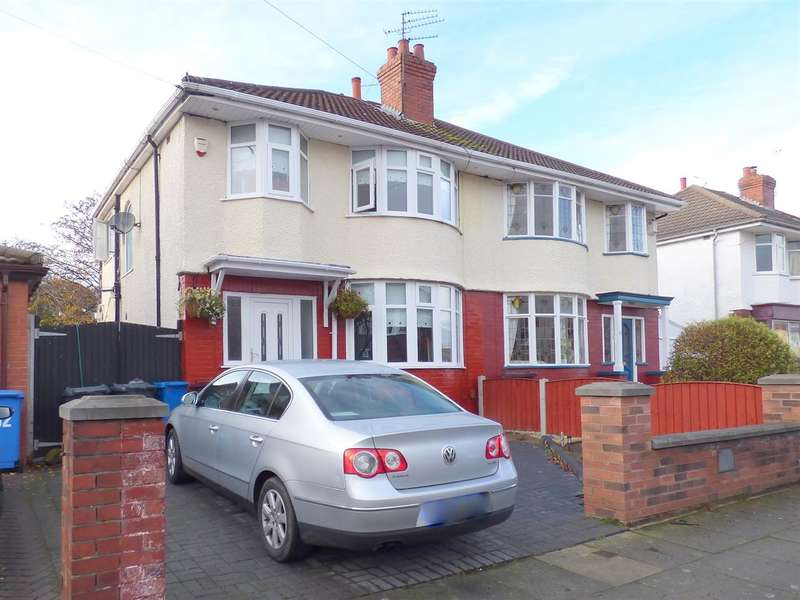 3 Bedrooms Semi Detached House for sale in Hawthorn Road, Huyton, Liverpool