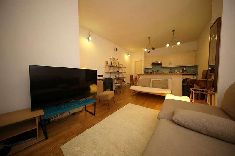 1 Bedroom Apartment Flat for sale in Brondesbury Villas