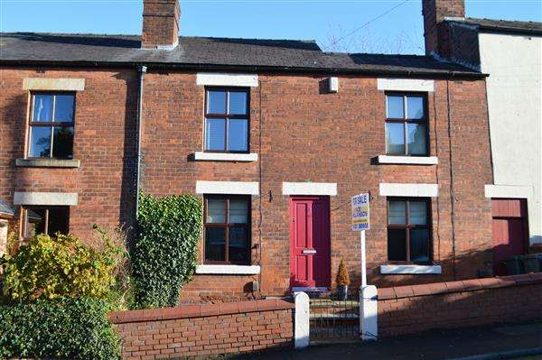 3 Bedrooms Cottage House for sale in Shaw Brow, Whittle Le Woods, Chorley