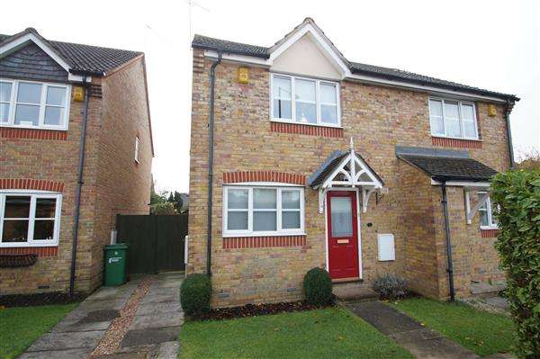 3 Bedrooms Semi Detached House for sale in Earls Lane, Cippenham