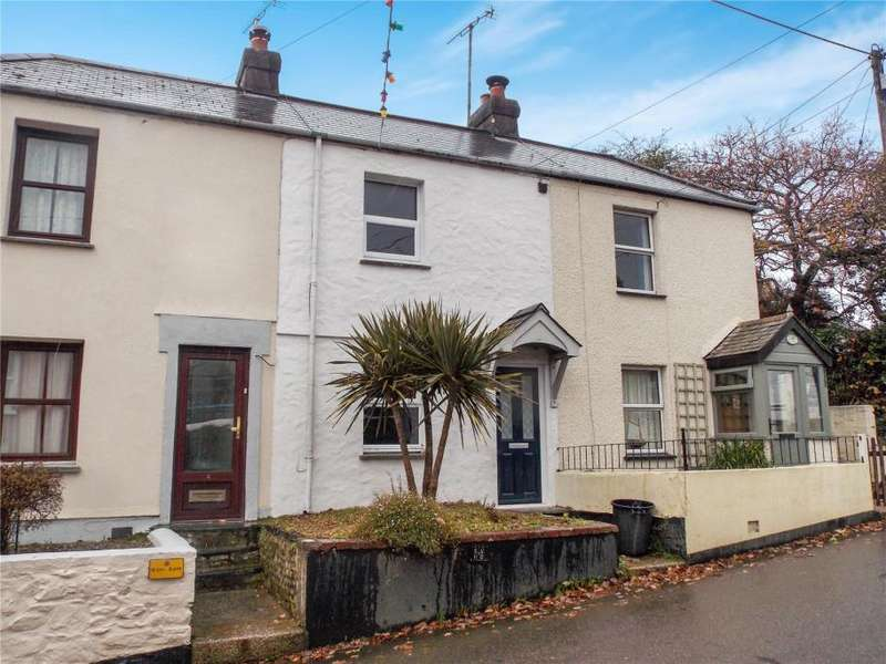 2 Bedrooms Terraced House for sale in Lemon Hill, Mylor Bridge, Cornwall