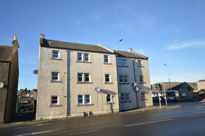 2 Bedrooms Flat for sale in Main Street, Crossgates, Cowdenbeath, KY4