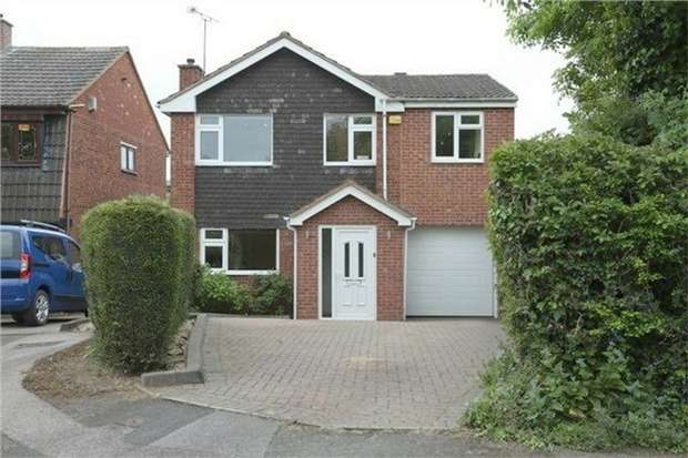 4 Bedrooms Detached House for sale in St Catherines Road, Lichfield, Staffordshire