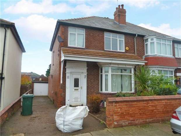 3 Bedrooms Semi Detached House for sale in Woodhouse Road, Doncaster, South Yorkshire