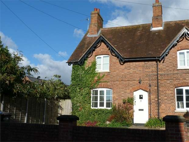 3 Bedrooms Semi Detached House for sale in Churchover