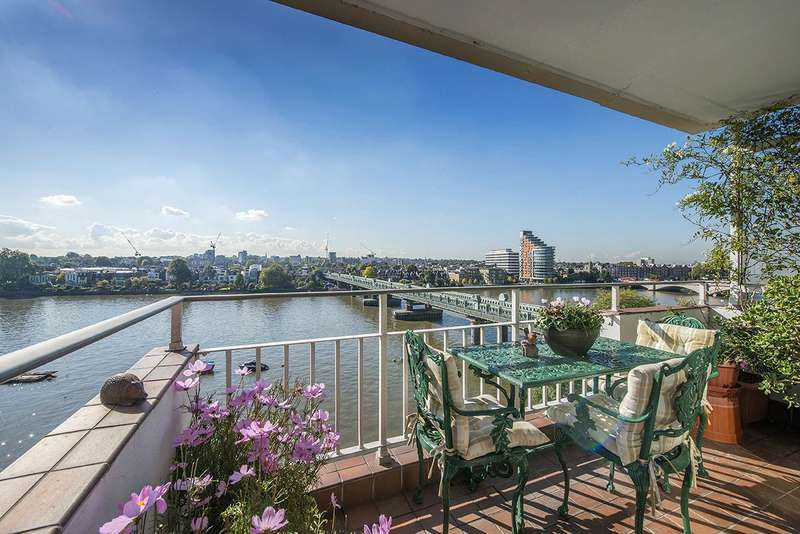 4 Bedrooms Flat for sale in Hurlingham Court, Ranelagh Gardens, Hurlingham, Fulham, SW6