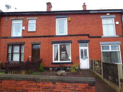 2 Bedrooms Terraced House for sale in Chesham Road, Bury, Greater Manchester, BL9