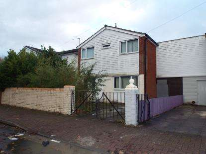 5 Bedrooms Terraced House for sale in Mossdale Road, Liverpool, Merseyside, L33