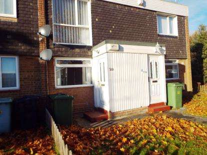 2 Bedrooms Flat for sale in Burnway, Washington, Tyne and Wear, NE37