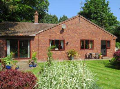 4 Bedrooms Bungalow for sale in Cedar Grove, Barton, Richmond, North Yorkshire