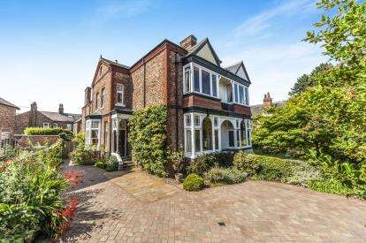 5 Bedrooms Semi Detached House for sale in Yarm Road, Eaglescliffe, Stockton-On-Tees, Durham