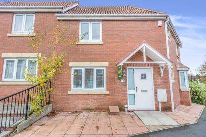 3 Bedrooms Semi Detached House for sale in New Imperial Crescent, Birmingham, West Midlands