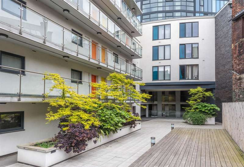 2 Bedrooms Flat for sale in 52 I Quarter, Blonk Street, Sheffield