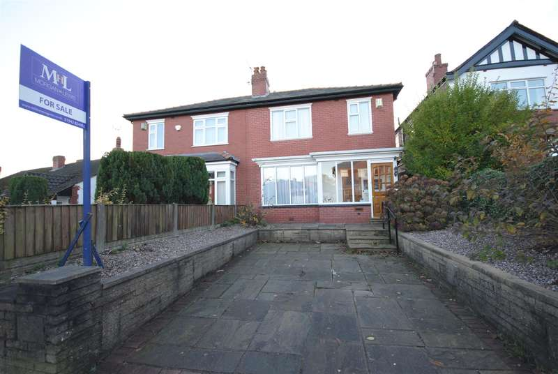 3 Bedrooms Property for sale in Whitley Crescent, Wigan