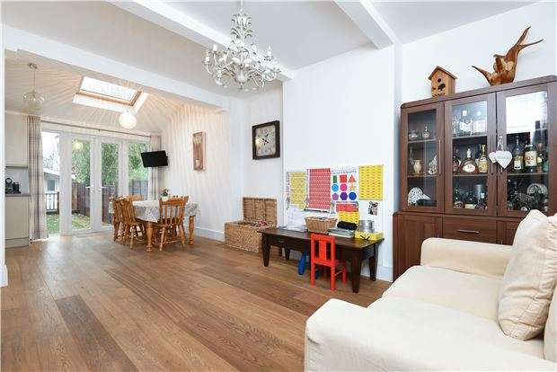 4 Bedrooms Terraced House for sale in Hepworth Road, SW16