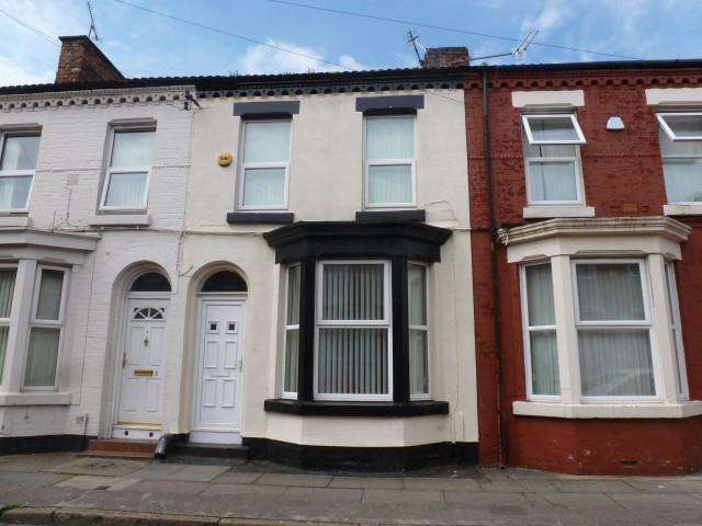3 Bedrooms Terraced House for sale in Rossett Street, Liverpool, L6