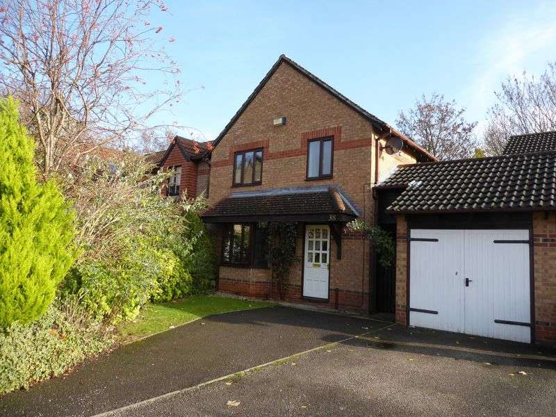 4 Bedrooms Detached House for sale in Pine Close, Bicester
