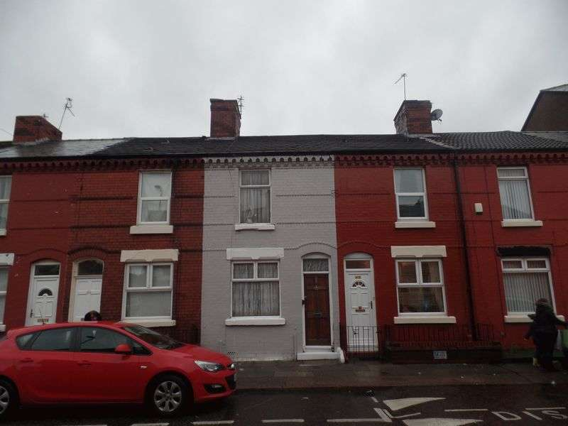 2 Bedrooms House for sale in 84 Goodison Road, Liverpool