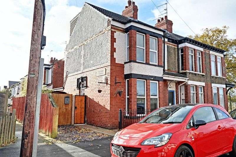 3 Bedrooms Terraced House for sale in Raglan Street, Hull