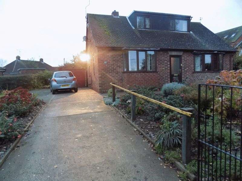 2 Bedrooms Detached Bungalow for sale in Retford Road, Worksop