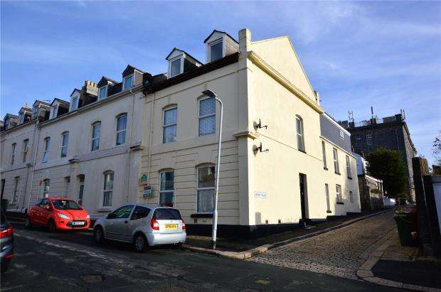 2 Bedrooms Maisonette Flat for sale in Healy Place, Plymouth, Devon