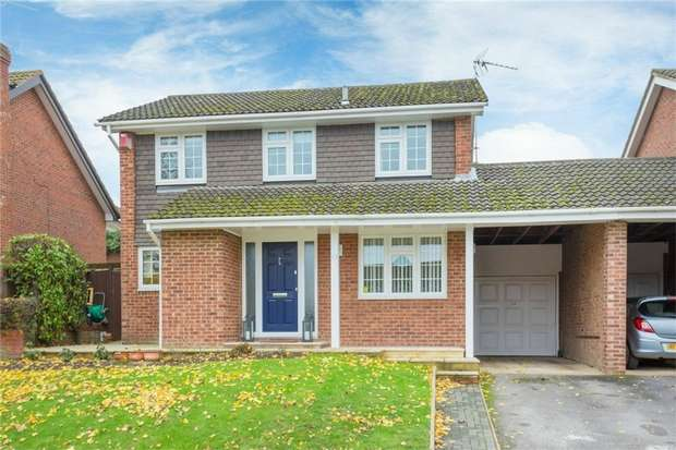 4 Bedrooms Detached House for sale in Deanacre Close, Chalfont St Peter, Buckinghamshire