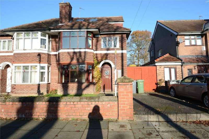 4 Bedrooms Semi Detached House for rent in Stanton Road, Bebington, Wirral
