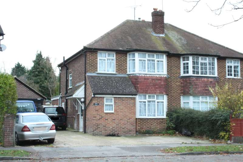 3 Bedrooms Semi Detached House for sale in London Road, Earley