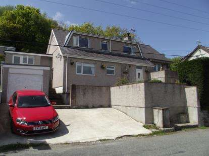 5 Bedrooms Detached House for sale in Hen Durnpike, Tregarth, Gwynedd, LL57