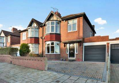 3 Bedrooms Semi Detached House for sale in Kenton Lane, Newcastle Upon Tyne, Tyne and Wear, Tyne And Wear, NE3